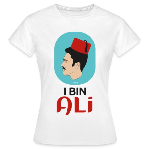 I bin Ali - Apparel gegen Rassismus - Frauen T-Shirt