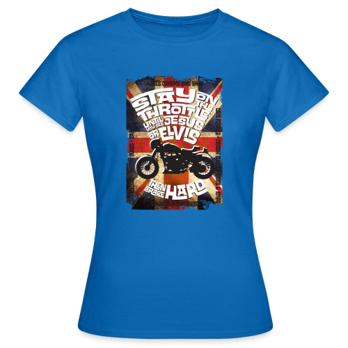 Kabes British Customs - Women's T-Shirt