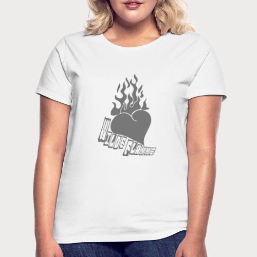 6157297 118653652 wilde flamme tatto - Frauen T-Shirt