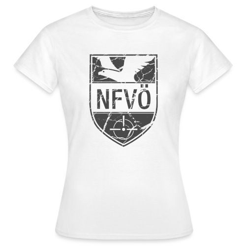 NFVO Patch-Like - Frauen T-Shirt