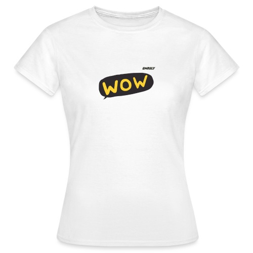 WoW Shirt - Women's T-Shirt