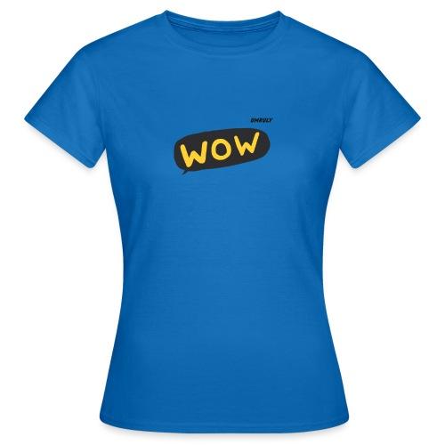 WoW Shirt - Women's T-Shirt