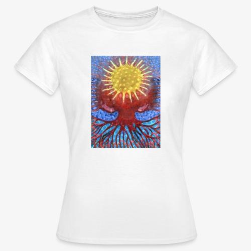 Niebiańskie Drzewo - Koszulka damska
