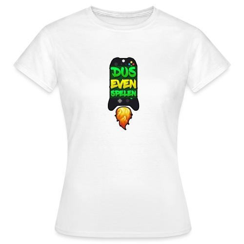 Logo luka rocket zwart - Vrouwen T-shirt