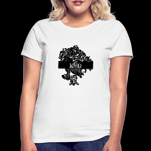 KCD Small Print - Women's T-Shirt