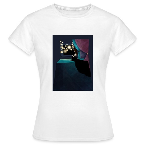 Grudzień - Koszulka damska