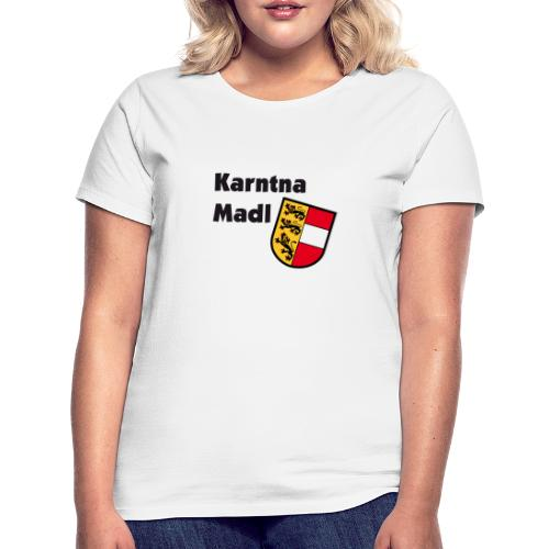Karntna Madl - Frauen T-Shirt