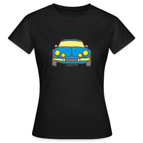 Voiture ancienne mythique française - T-shirt Femme