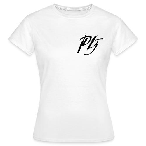 LOGO PHG NOIR - T-shirt Femme