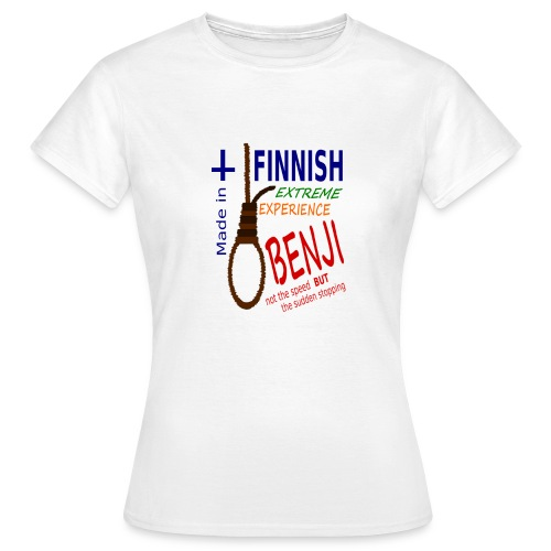 FINNISH-BENJI - Women's T-Shirt
