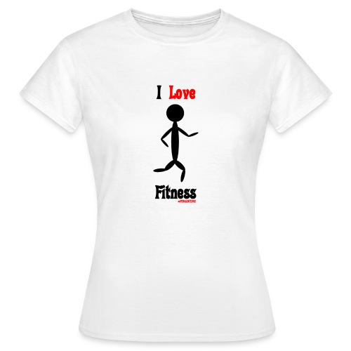 Fitness #FRASIMTIME - Maglietta da donna