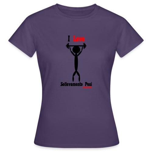 Sport #FRASIMTIME - Maglietta da donna