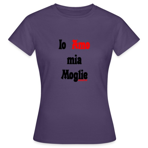 Amore #FRASIMTIME - Maglietta da donna