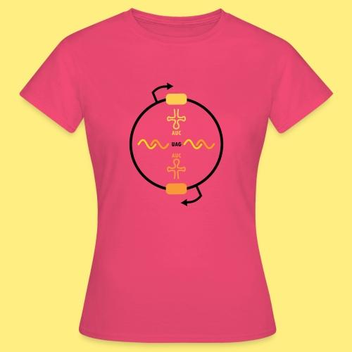 Biocontainment tRNA - shirt men - Vrouwen T-shirt