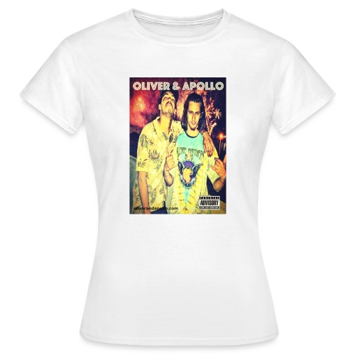 Oliver and Apollo Merchandise Round One! - Women's T-Shirt