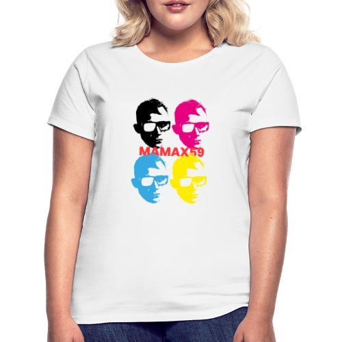 SALUT LES FANAMAX ! - T-shirt Femme