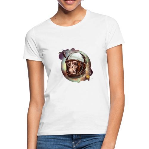 Affe Abstrakt - Frauen T-Shirt