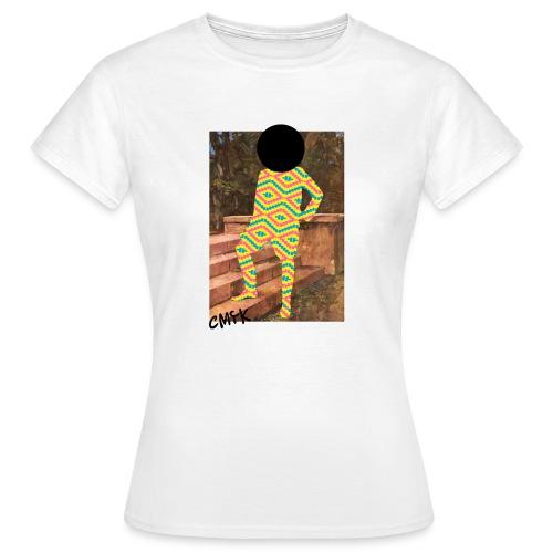 Cmyk - Frauen T-Shirt