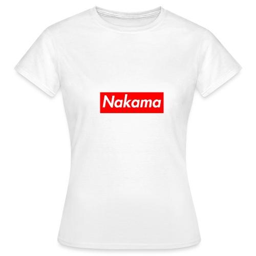 Nakama - T-shirt Femme