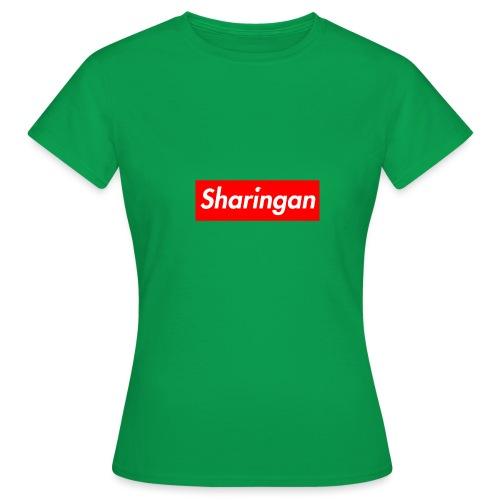Sharingan tomoe - T-shirt Femme