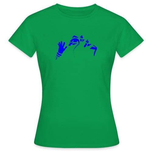 Stop (Vio) - Women's T-Shirt
