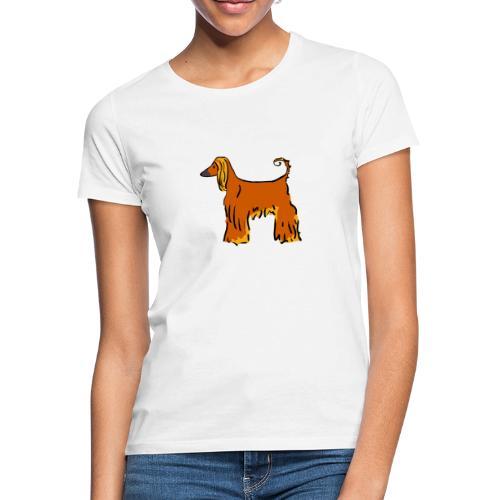 Afghane - Frauen T-Shirt