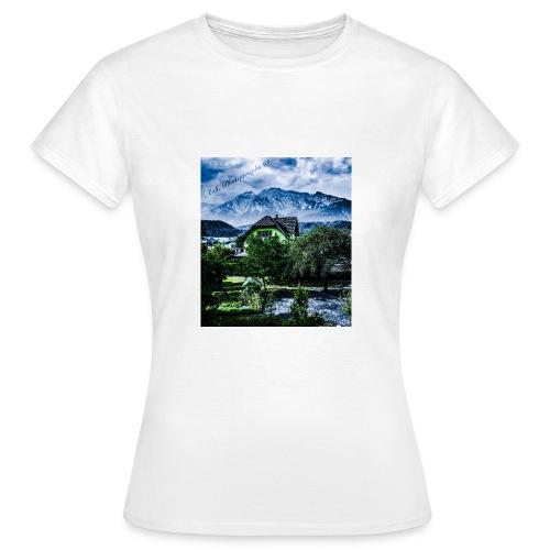 #SchönesTirol - Frauen T-Shirt