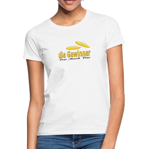 Das Klassische Schwarze - Frauen T-Shirt
