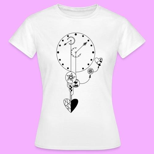 L'amour - T-shirt Femme