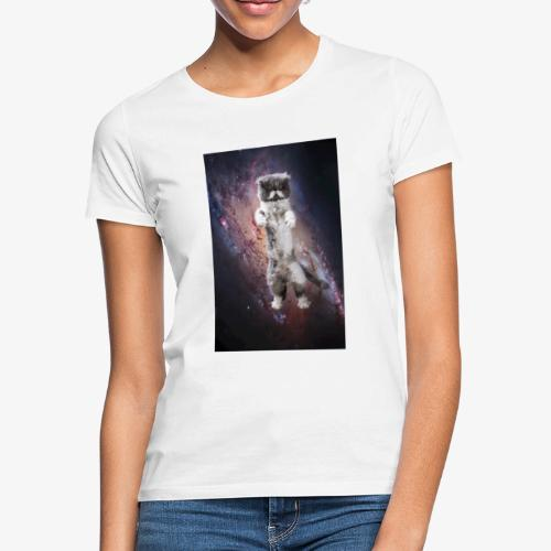 Karl Katzmonauten Catsinspace Weltraumkatze - Frauen T-Shirt