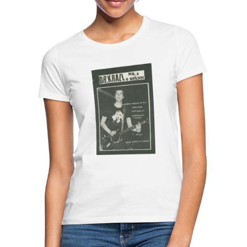 Svart Dr Krall - T-shirt dam