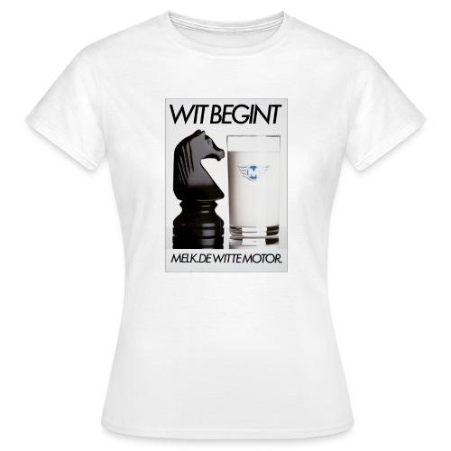 Melk - Vrouwen T-shirt