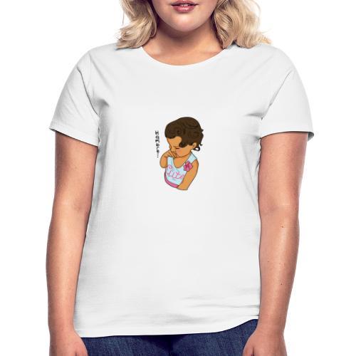 La Baby tiene hamabre - Camiseta mujer