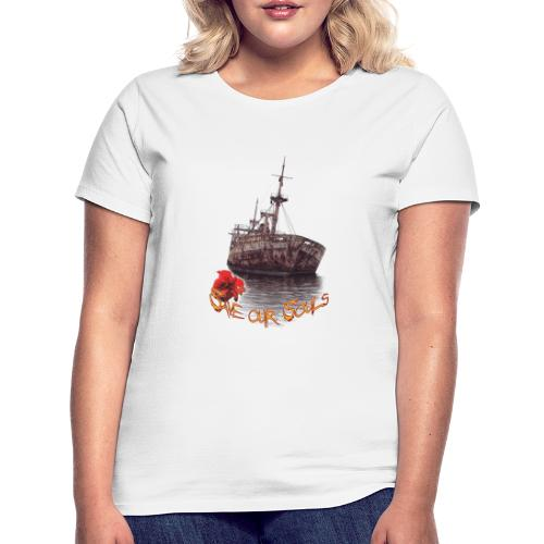 SaveOurSouls - Frauen T-Shirt