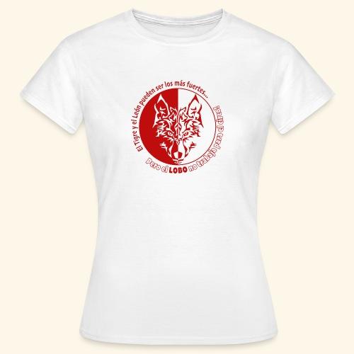 LOBO - Camiseta mujer