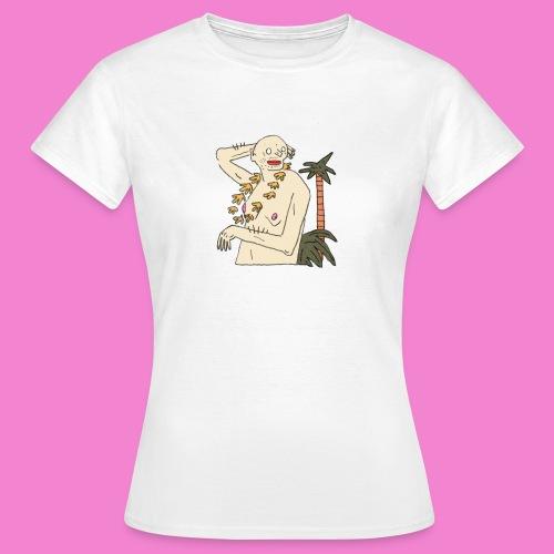 """""""Hans"""" - Frauen T-Shirt"""