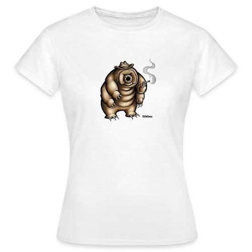 Smokey the Water Bear - Women's T-Shirt