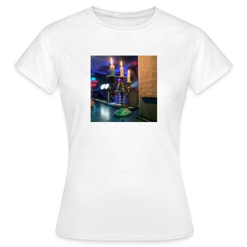 Ljusstalke - T-shirt dam