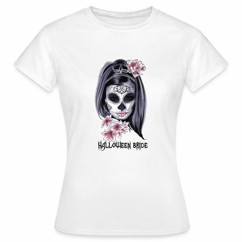 Halloween bride - T-shirt Femme