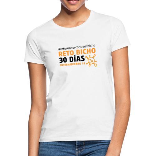 #retorunnercontraelbicho - Camiseta mujer