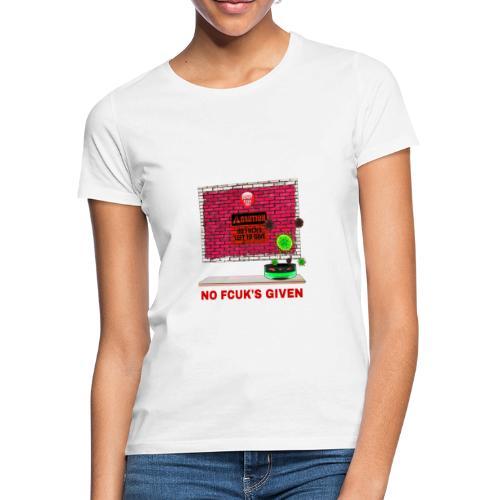 The Red Button - Women's T-Shirt