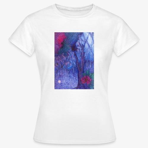 Forest Flower - Koszulka damska