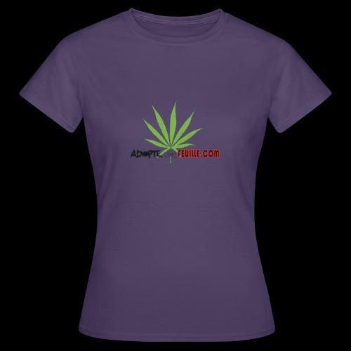 parodie adopte un mec - T-shirt Femme
