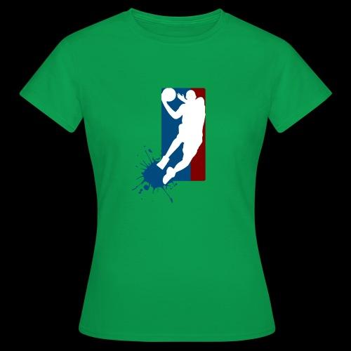 basket ball - T-shirt Femme