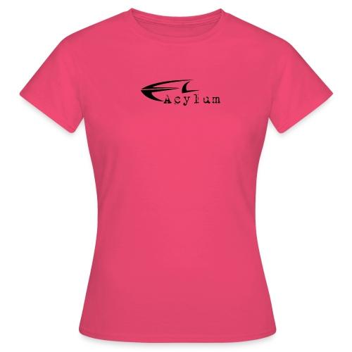 Acylum Black - Women's T-Shirt