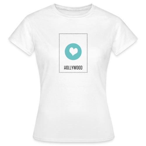 I Love Hollywood - Frauen T-Shirt