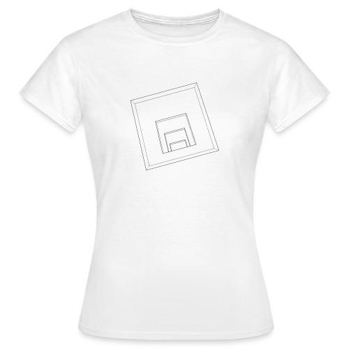 Fenster - Frauen T-Shirt