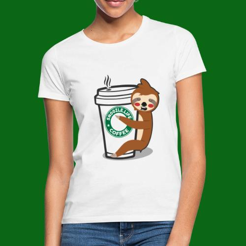 COFFEE - Snooze.life - Frauen T-Shirt