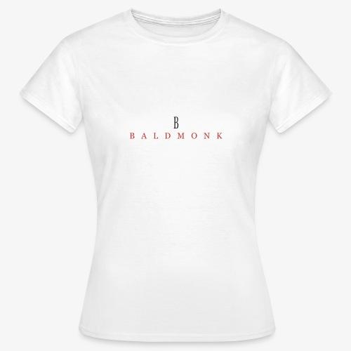 Baldmonk Classic Logo - Women's T-Shirt