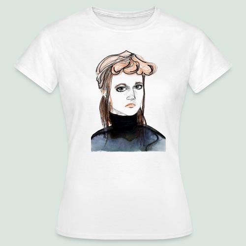 Portait de femme I - T-shirt Femme